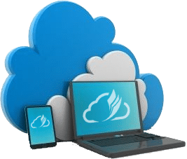 accounting services via the cloud