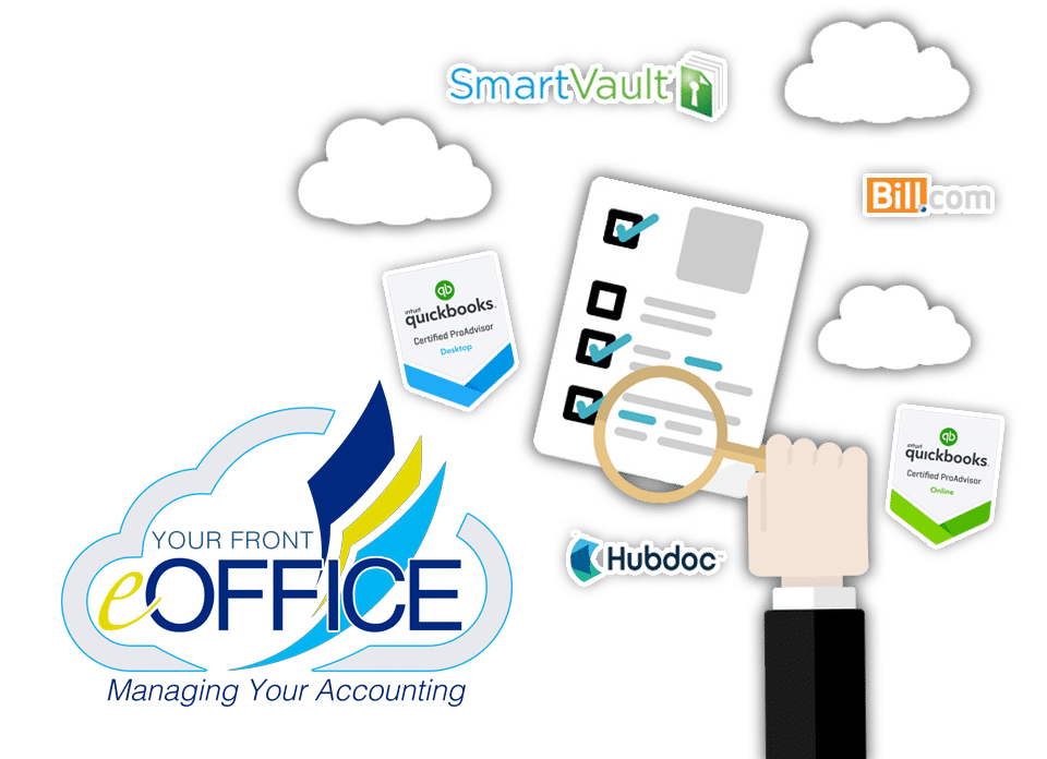 Your Front eOffice- Cloud Accounting